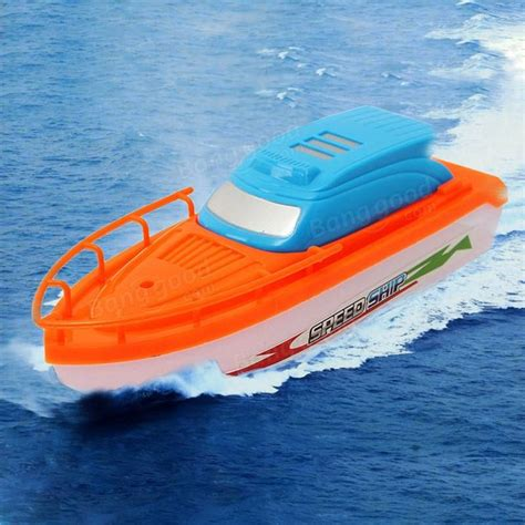 toy boats for the bathtub random color new electric speed racing boat motor