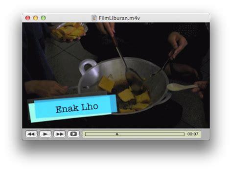 membuat video dengan imovie tutorial menggunakan imovie