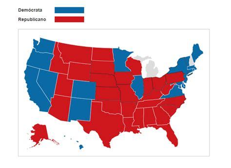 mapaor de elecciones usa 2016 geoperspectivas geograf 205 a y educaci 211 n el mapa electoral