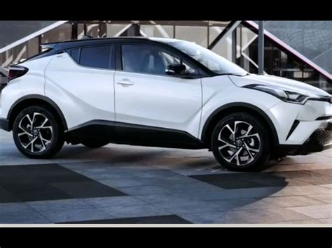 2018 toyota c hr review and specification youtube