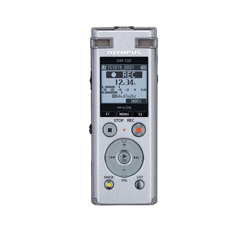 digital olympus maxiaids olympus digital voice recorder dm 720 4gb