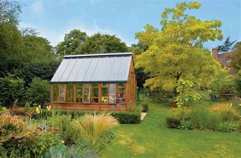 serre gabriel serre de jardin en bois gabriel ash mod 232 le wisley