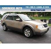 2007 Ford Freestyle  Information And Photos MOMENTcar