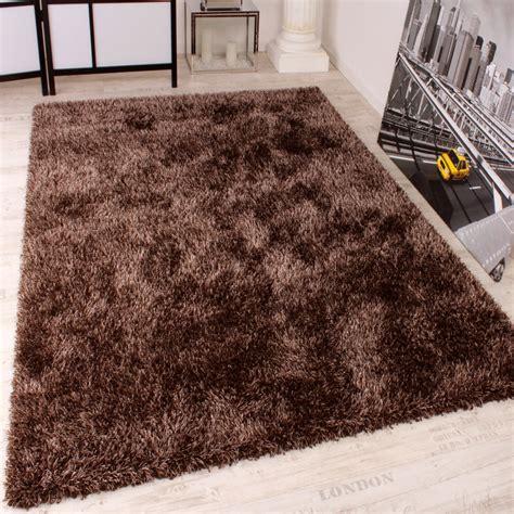 teppiche langflor shaggy teppich hochflor langflor leicht meliert qualitativ