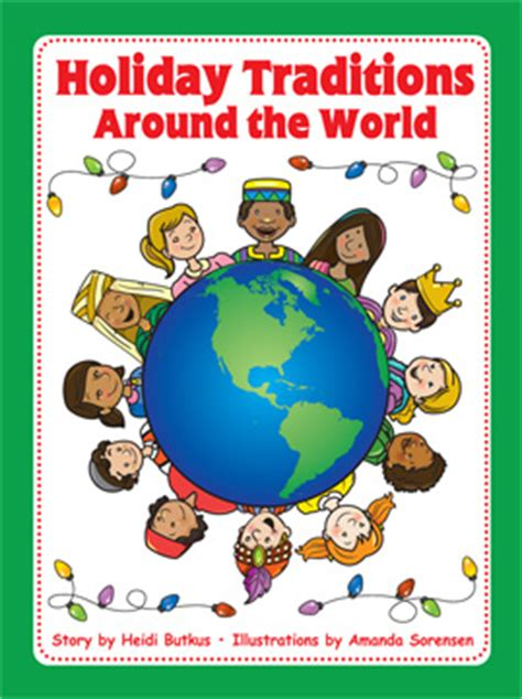 winter holidays around the world books books for children heidi songs