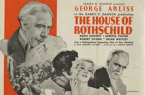 house of rothschild movie of the week the house of rothschild 1934 independent film news and media