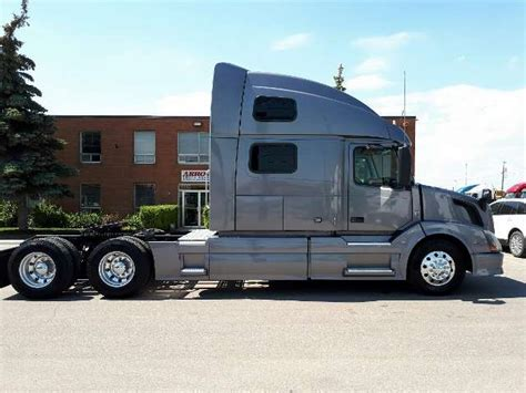2015 volvo semi truck 2015 volvo vnl780 sleeper semi truck for sale 770 550