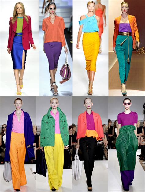 7 Colour Blocking Tips fashion your fashion statement many sequins