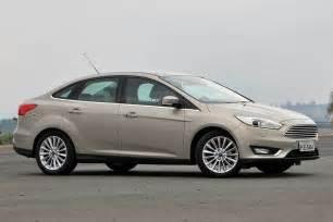 Ford Focus 2016 Sedan Novo Focus Fastback 2016 Pre 231 Os Consumo E Ficha T 233 Cnica