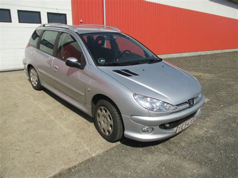 peugeot 206 sw 1 4 hdi st car for sale retrade offers