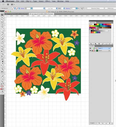how to pattern swatches illustrator create your own pattern swatch an easy 5 step