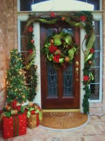 Christmas Door Decoration Ideas decorating design 101 doors front doors christmas outdoor rooms