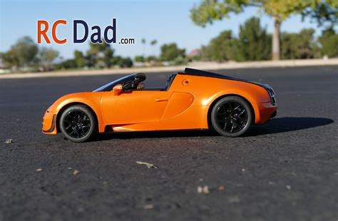 remote rc car bugatti veyron grand sport vitesse