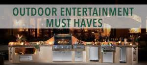 kitchen must haves 2016 outdoor entertainment must haves kitchen bath trends