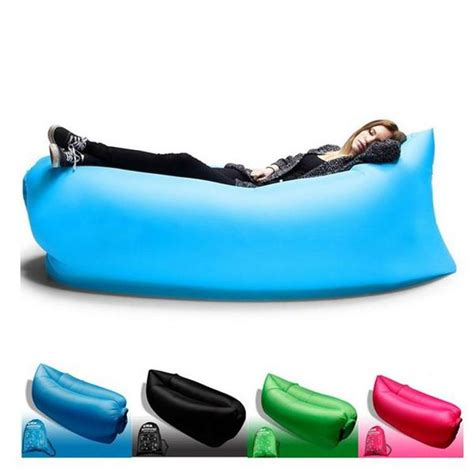 lazy bag fast sofa air bed iwisb