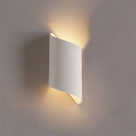 Modern Wall Lighting Fixtures 5 Quot Contemporary Cylinder Ribbon Wall Sconce Contemporary Ceramic Interior Wall Sconces