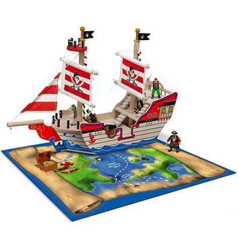 Pirate Ship Papercraft - pirate ship craft pictures images frompo