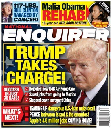 This Week In The National Enquirer Stepford by National Enquirer Covers Blocked By Publix After