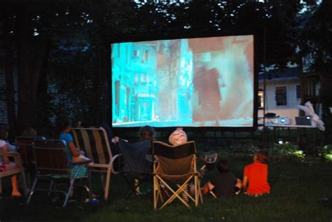 best movies for backyard movie night how to throw the ultimate backyard movie night