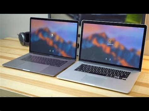 2017 15' macbook pro review runs cooler, faster, and