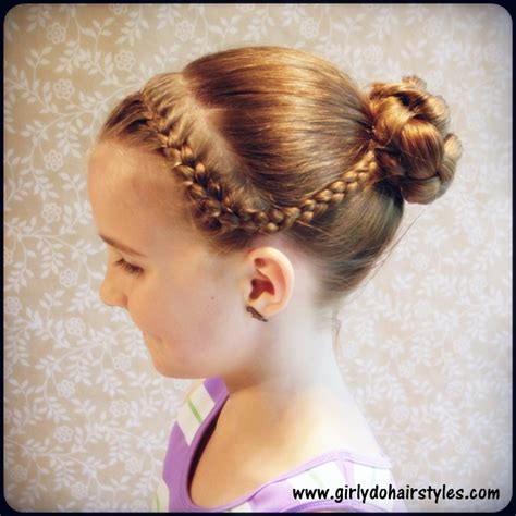 easy hair styles for dances 9 sweet beautiful ballet buns for women and girls
