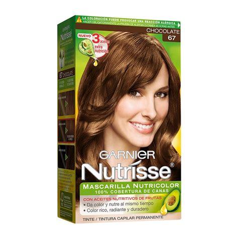 garnier motocross tinte para cabello garnier nutrisse 67 chocolate 10 00
