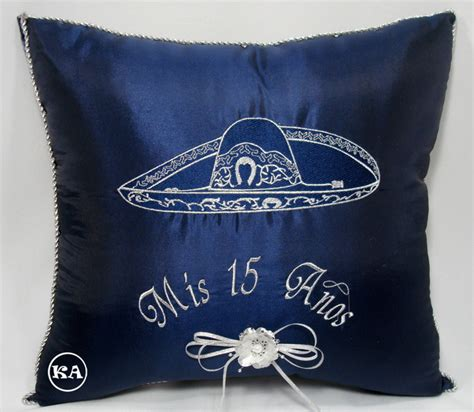 Kc Navy wholesale quinceanera pillows adventure