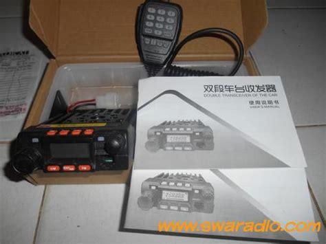 Radio Rig Yaesu Ft 8900 All Band dijual mini rig mini 8900 vhf uhf dual band