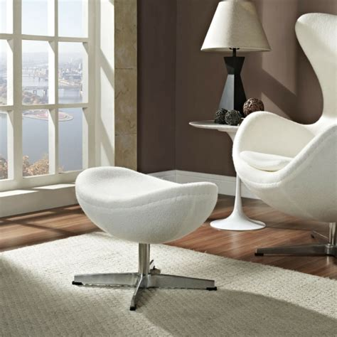 hocker design sessel mit hocker design m 246 belideen