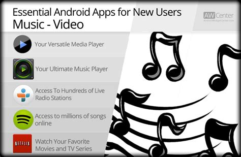 essential android apps essential android apps for new users aw center