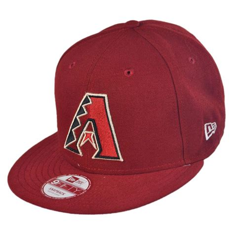 new era mlb new era arizona diamondbacks mlb 9fifty snapback baseball