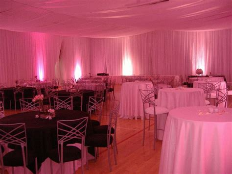 wall drapes for wedding reception draping with lights on wall reception pinterest