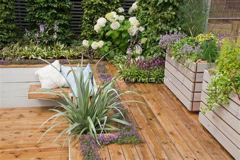 Deck Plants by Deck Garden Plants Deck Design And Ideas