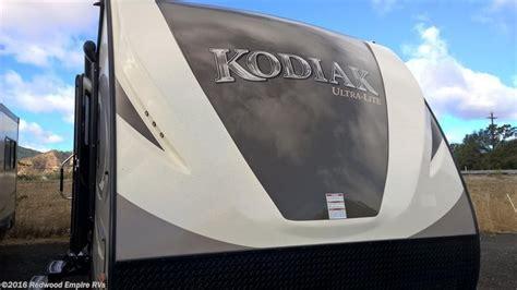 2016 dutchmen kodiak 252rlsl for sale clarks rv center dutchmen kodiak 252rlsl rvs for sale in california