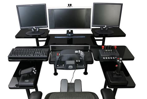 Ultimate Computer Workstation by 15 Ultimate Gamer Chairs Pcworld