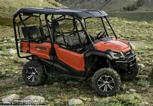 Pioneer Honda Official 2016 Honda Pioneer 1000 1000 5 Price Side