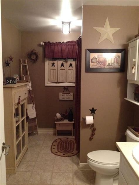primitive decorating ideas for bathroom 25 best ideas about primitive paint colors on pinterest