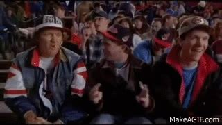 randy quaid major league gif major league 2 they ll blow it in the 9th on make a gif