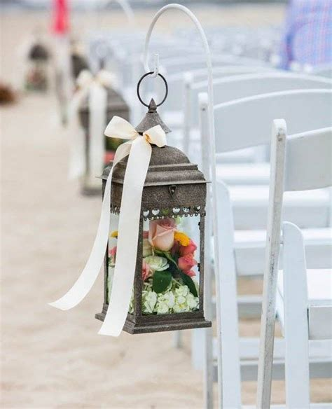 Wedding Aisle With Lanterns by Best Wedding Planners In Pondicherry Chennai