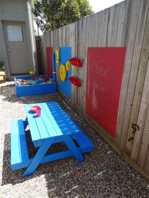 creating our childrens outdoor play area picnics the