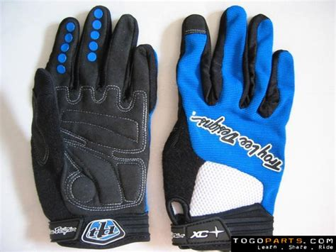 layout gloves review troy lee design xc glove review togoparts magazine