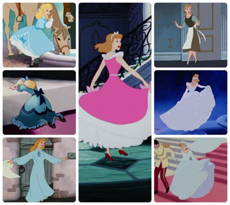 Cinderella Wardrobe by Brabrief S Favorite Dp Wardrobe List Disney Princess