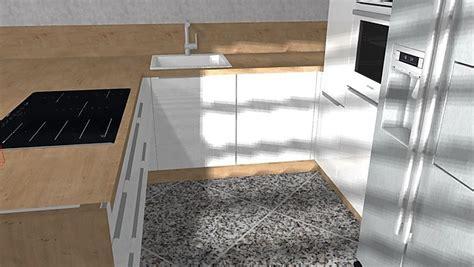 Einbauküche Mit Geräten by Wei 223 K 252 Che K 252 Hlschrank