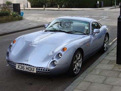Where Are Tvr Cars Made Tvr Tuscan 2000 2007