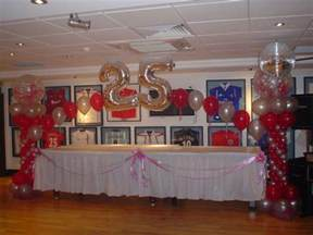 Anniversary Decoration Ideas Home by Decorations For Anniversary Parties Ideas