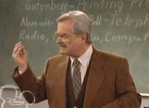 actor who played george feeny 23 tv teachers who make the grade page 3 tv fanatic