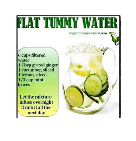 Detox Water For Flat Belly Results by Flat Belly Drink Trusper