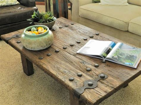 Rustic Table Ls Living Room by 25 Best Ideas About Rustic Coffee Tables On