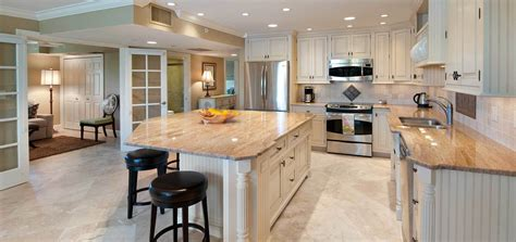 Island Home Renovation And Design Kitchen Remodeling Kgt Remodeling