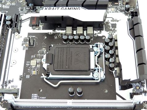 Msi Z170a Krait Gaming msi z170a krait gaming socket 1151